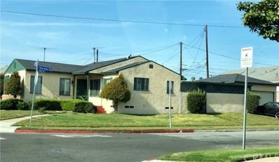 11020 S Van Ness Avenue, Los Angeles, CA 90047 - #: SB19100824