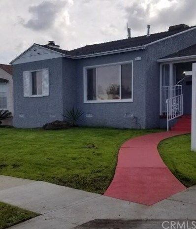 654 W 112th st, Los Angeles, CA 90044 - #: SB20035511