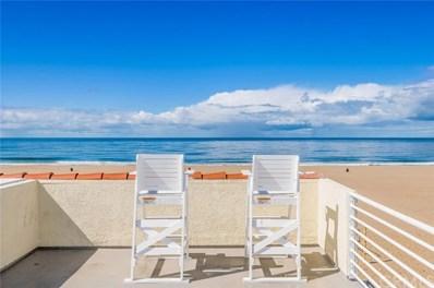 72 The Strand UNIT 5, Hermosa Beach, CA 90254 - #: SB20169113