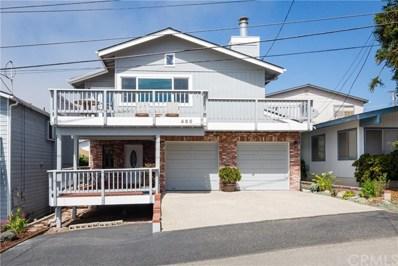 465 Rennell Street, Morro Bay, CA 93442 - #: SC18227557