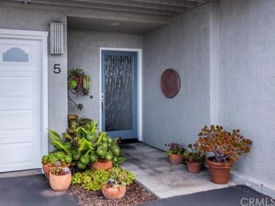 5 Zanzibar Terrace Drive UNIT 5, Morro Bay, CA 93442 - #: SP18202190