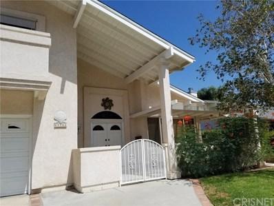 24962 Avenida Balita, Valencia, CA 91355 - #: SR18092276