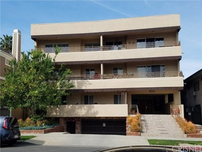 4521 Colbath Avenue UNIT 105, Sherman Oaks, CA 91423 - #: SR18164169