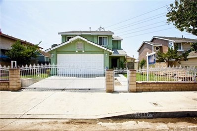 11857 Gladstone Avenue, Sylmar, CA 91342 - #: SR18180501