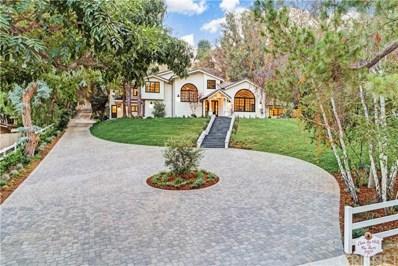 5403 Jed Smith Road, Hidden Hills, CA 91302 - #: SR18196028