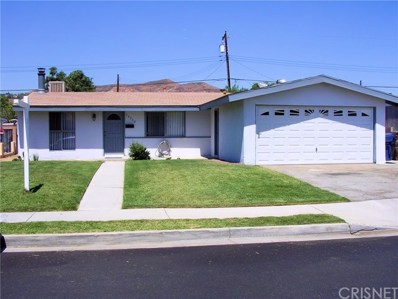 19315 Newhouse Street, Canyon Country, CA 91351 - #: SR18208594