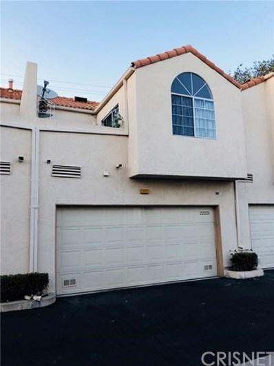 22223 Shadow Valley Circle, Chatsworth, CA 91311 - #: SR18219666
