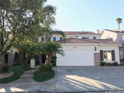 26043 Salinger Lane, Stevenson Ranch, CA 91381 - #: SR18219709