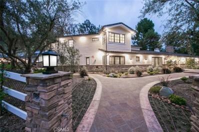 25005 Lewis And Clark Road, Hidden Hills, CA 91302 - #: SR18221668
