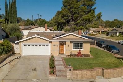 27599 Elder View Drive, Valencia, CA 91354 - #: SR18222913