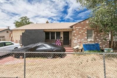 15653 K Street, Mojave, CA 93501 - #: SR18222952