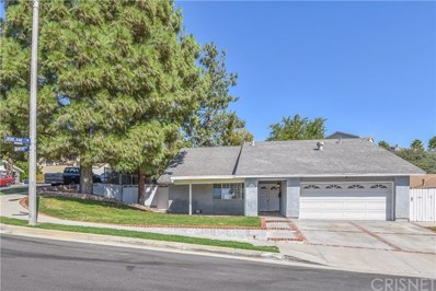 18921 Ermine Street, Canyon Country, CA 91351 - #: SR18229247