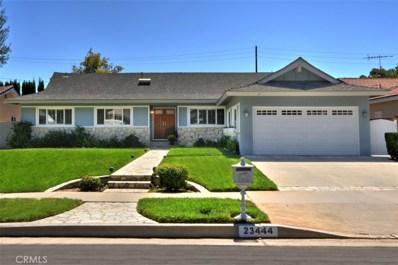 23444 Strathern Street, West Hills, CA 91304 - #: SR18230360