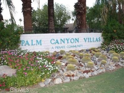 5301 E Waverly Drive UNIT 186, Palm Springs, CA 92264 - #: SR18231376