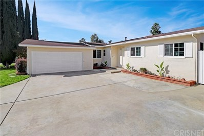 8415 Etiwanda Avenue, Northridge, CA 91325 - #: SR18236341