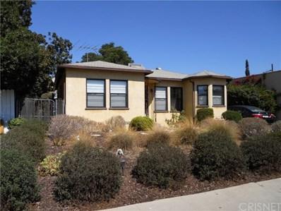 11435 Cumpston Street, North Hollywood, CA 91601 - #: SR18240473