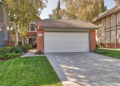 19836 Pandy Court, Canyon Country, CA 91351 - #: SR18243800