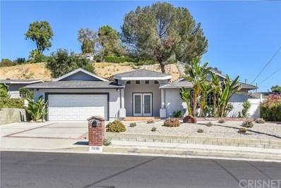 7010 Deveron Ridge Road, West Hills, CA 91307 - #: SR18250134