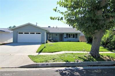 23738 Hartland Street, West Hills, CA 91307 - #: SR18258810