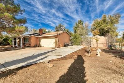 10319 E Avenue R4, Littlerock, CA 93543 - #: SR18260259