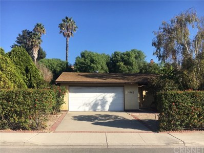 1667 Burning Tree Drive, Thousand Oaks, CA 91362 - #: SR18271382