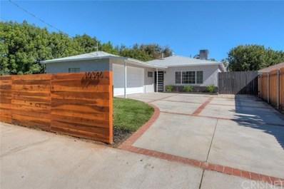 10346 Vassar Avenue, Chatsworth, CA 91311 - #: SR18273530