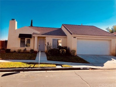 40142 La Cota Drive, Palmdale, CA 93550 - #: SR18274438