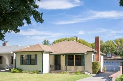 1450 N Evergreen Street, Burbank, CA 91505 - #: SR18274613