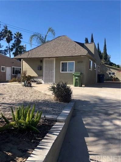 6059 Cleon Avenue, North Hollywood, CA 91606 - #: SR18277570