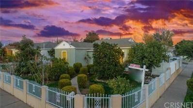 8102 Burnet Avenue, Panorama City, CA 91402 - #: SR18279304