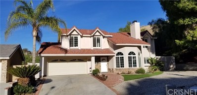 14955 Tulipland Avenue, Canyon Country, CA 91387 - #: SR18282815