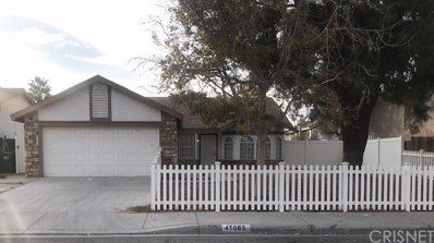 45065 Colleen Drive, Lancaster, CA 93535 - #: SR18289279