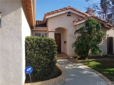 4720 Bellflower Avenue, Toluca Lake, CA 91602 - #: SR19006586