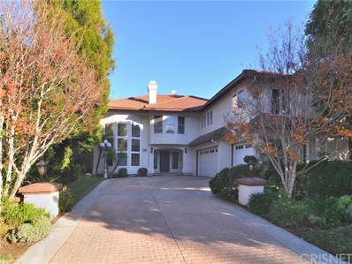 18675 Hillsboro Road, Porter Ranch, CA 91326 - #: SR19010374
