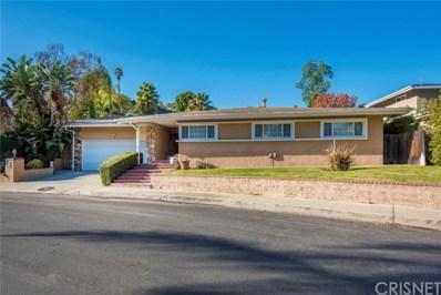 16137 Meadowcrest Road, Sherman Oaks, CA 91403 - #: SR19012260
