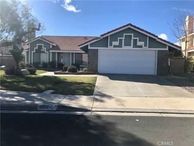 4352 Cocina Lane, Palmdale, CA 93551 - #: SR19053285