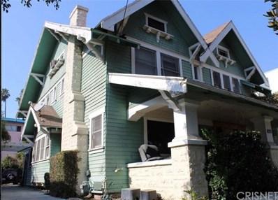 1833 N Wilton Place, Los Angeles (City), CA 90028 - #: SR19069249