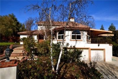 28925 Wagon Road, Agoura Hills, CA 91301 - #: SR19079145