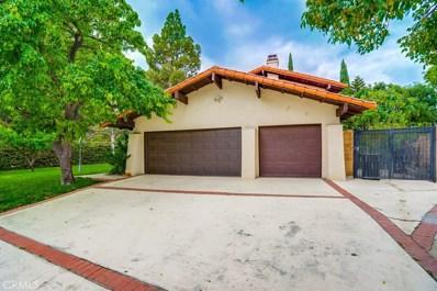 18843 Tribune Street, Porter Ranch, CA 91326 - #: SR19083934
