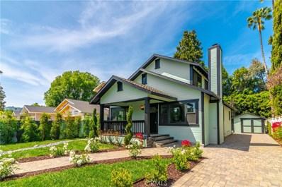 4635 Mary Ellen Avenue, Sherman Oaks, CA 91423 - #: SR19086133
