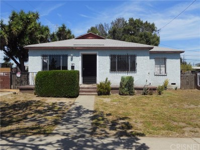 703 E 121ST Street, Los Angeles (City), CA 90059 - #: SR19087860