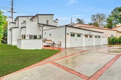 13260 Magnolia Boulevard, Sherman Oaks, CA 91423 - #: SR19100915