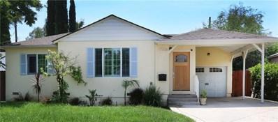 17326 Tiara Street, Encino, CA 91316 - #: SR19112618