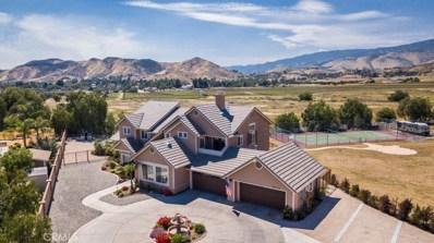34715 Sweetwater Drive, Agua Dulce, CA 91390 - #: SR19113814