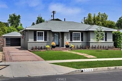 5320 Willis Avenue, Sherman Oaks, CA 91411 - #: SR19119253