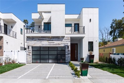5128 Noble Avenue, Sherman Oaks, CA 91403 - #: SR19120667