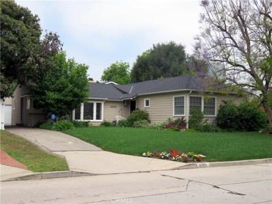 4343 Noble Avenue, Sherman Oaks, CA 91403 - #: SR19131248