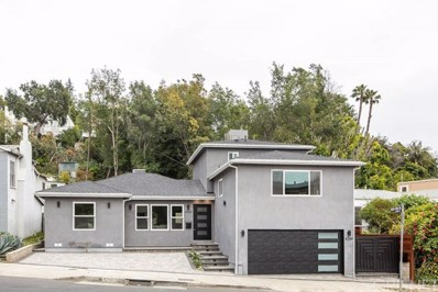 4242 Hazel Kirk Drive, Los Feliz (L), CA 90027 - #: SR19132717