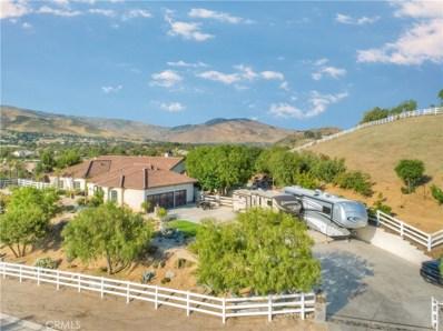 34714 Sweetwater Drive, Agua Dulce, CA 91390 - #: SR19145885