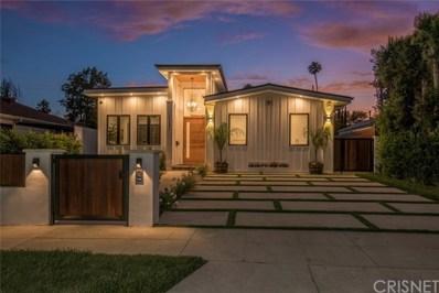 5137 Greenbush Avenue, Sherman Oaks, CA 91423 - #: SR19145960